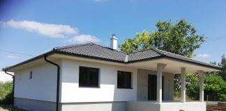 nízkoenergetické montované domy na kľúč